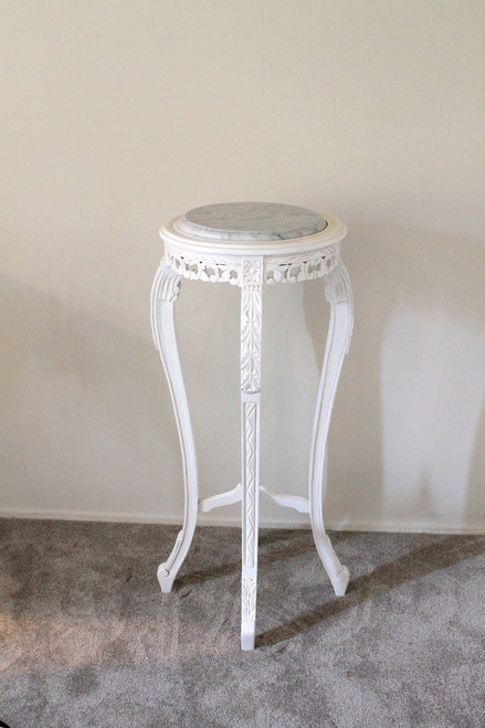 FLOWER STAND MARBLE