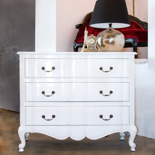 PROVENCAL 3 DRAWER CHEST