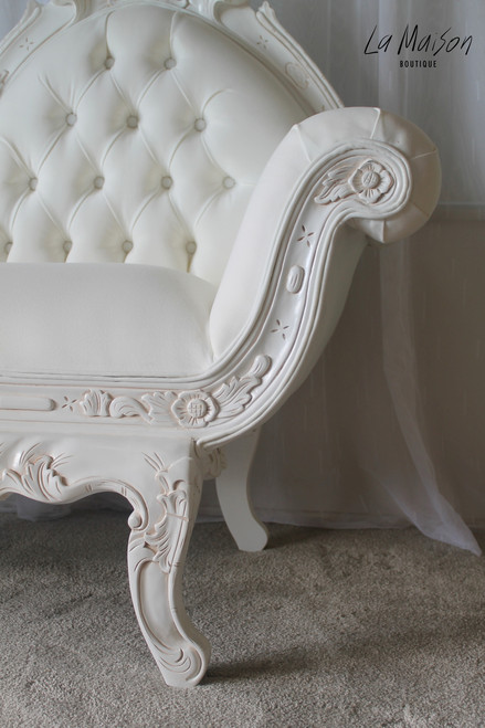PRE ORDER: Phone chaise longue with drawer