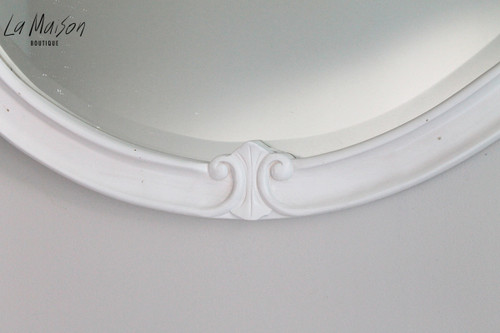 LUCY CLASSIC ROUND MIRROR