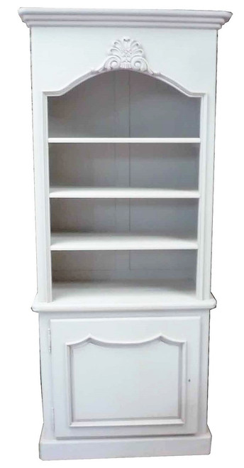 PRE ORDER: Bookcase / Display cabinet - three shelves