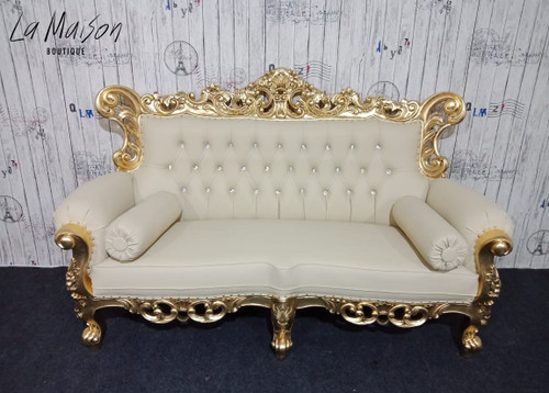 FRENCH ROCOCO CHAISE LONGUE