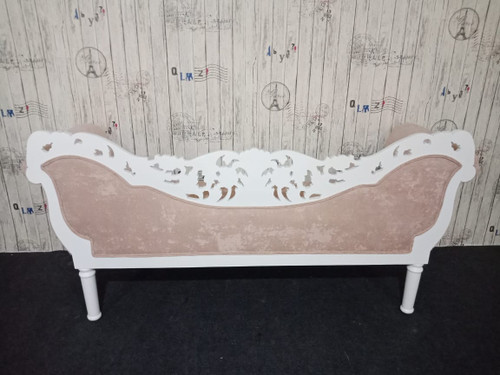 ALSACE CHAISE LONGUE | Light Pink