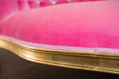 LOVE SEAT | Pink