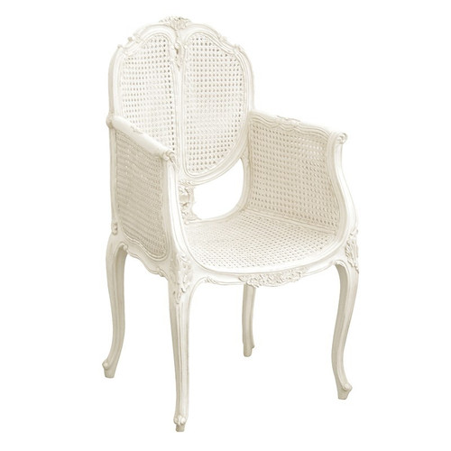 SHERELLE RATTAN CHAIR
