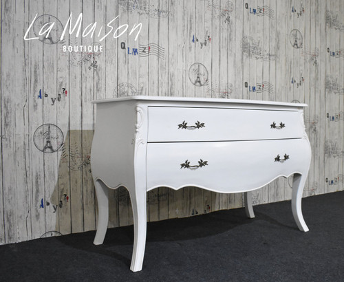 VALERIE 2 DRAWER CHEST OF DRAWERS