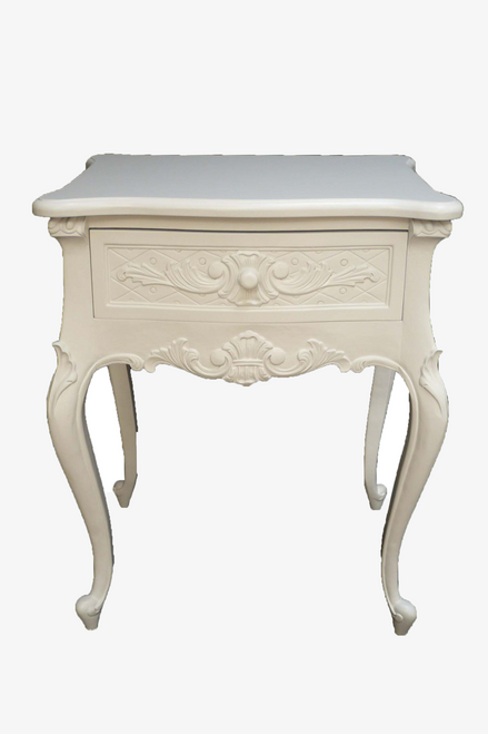 MONIQUE SINGLE BEDSIDE TABLE