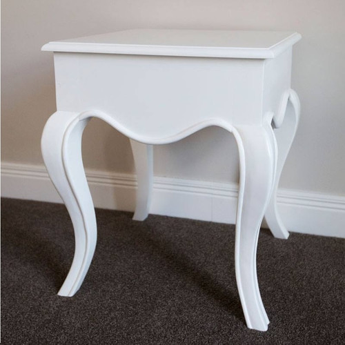 FERNANDE SQUARE SIDE TABLE
