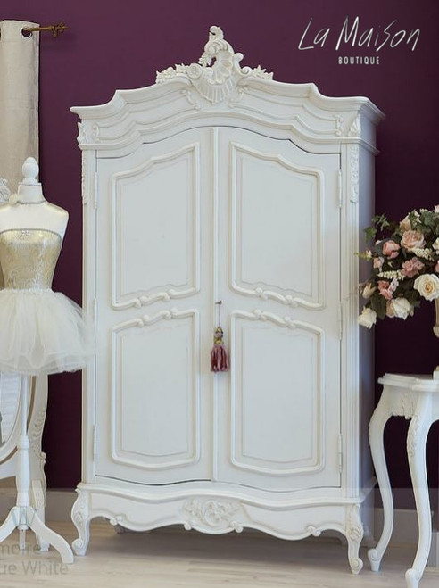 PRE ORDER: Two Door Armoire