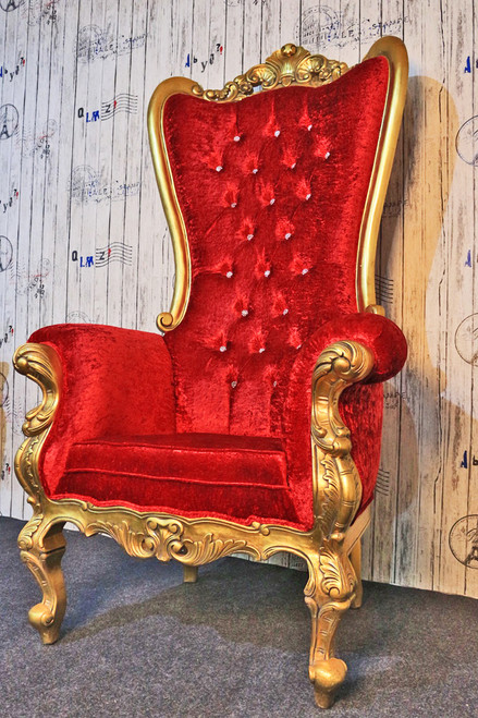 QUEEN THRONE | Red