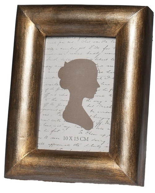 BRASS ORNATE FRAME SMALL