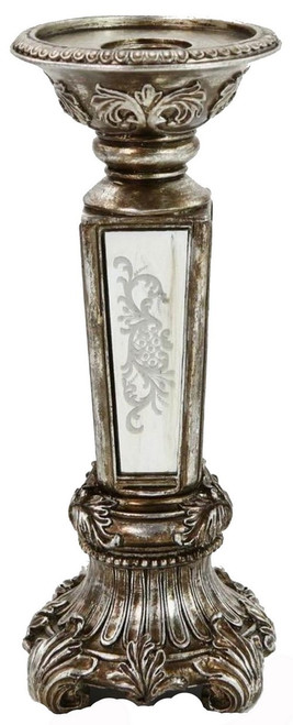 ORNATE CANDLE HOLDER SMALL