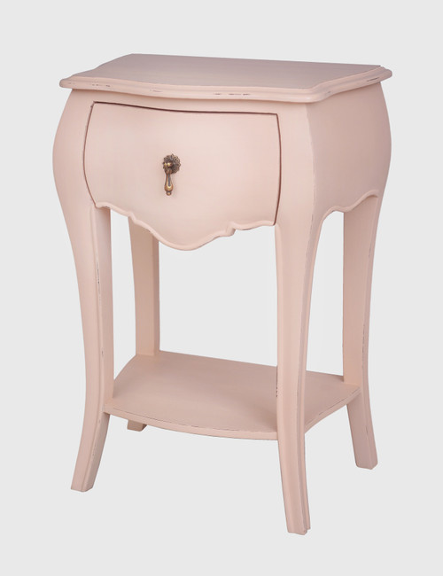 MURANO 1 DRAWER BEDSIDE TABLE