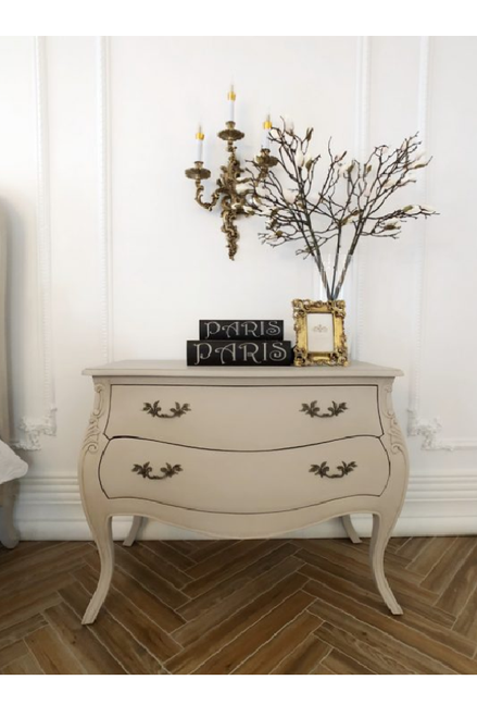 CAMILLE 2 DRAWER CHEST