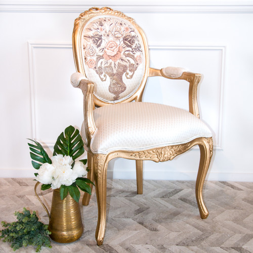 RIBBON ARMCHAIR | Flower Vase