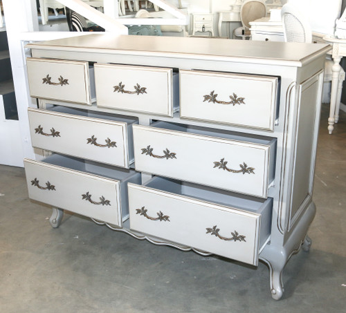 FLORENCE CHEST OF DRAWERS | Stone