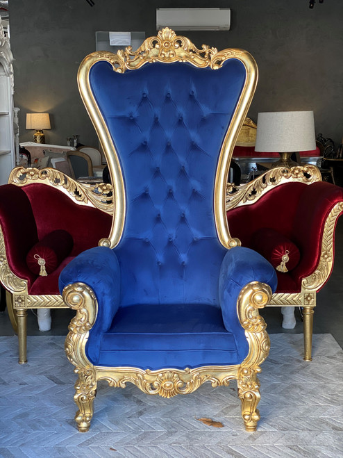 QUEEN THRONE | Blue
