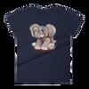 E'magine short sleeve t-shirt - Navy