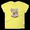 E'magine short sleeve t-shirt - Spring Yellow