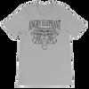 Classic Tribal Head Unisex short sleeve t-shirt - Silver