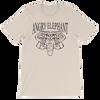 Classic Tribal Head Unisex short sleeve t-shirt - Soft Cream