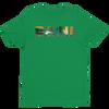 BA\NI short sleeve men's t-shirt - Kelly Green