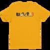 BA\NI short sleeve men's t-shirt - Gold