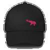 Pink Elephant Awareness Month- Dad Cap - Black