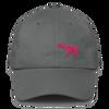 Pink Elephant Awareness Month- Dad Cap - Charcoal