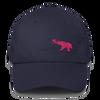 Pink Elephant Awareness Month- Dad Cap - Navy