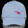 Pink Elephant Awareness Month- Dad Cap - Carolina Blue