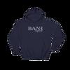 BANI- Angry Elephant Signature Hoody - Navy/White
