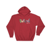 BANI- Graffiti Signature Hoody - Red
