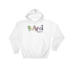 BANI- Graffiti Signature Hoody - White