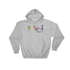 BANI- Graffiti Signature Hoody - Grey