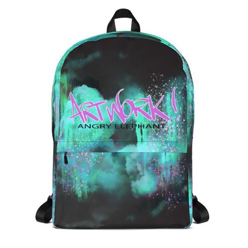 ARTWORK SPLASHY! Backpack