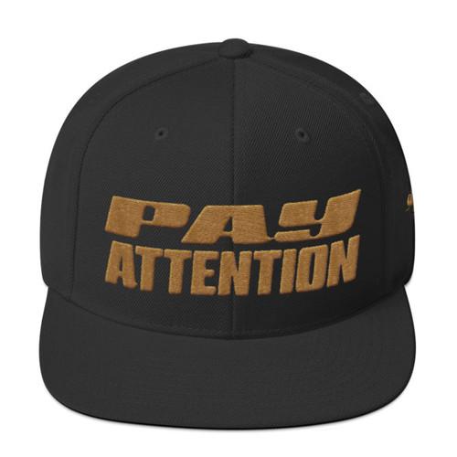 P.A-GOLD Snapback Hat