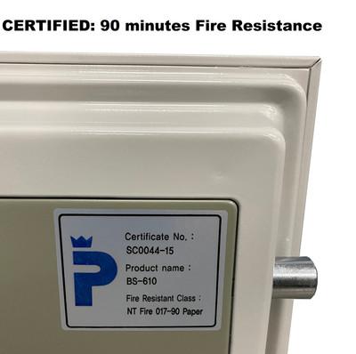 Platinum DC880 Doco-Fire (180kg)