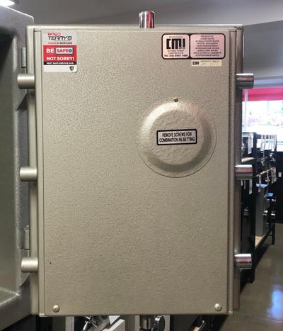 Used Safe CMI Commander (Key+Combo) Original 800kg