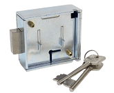 Ross 700 key lock