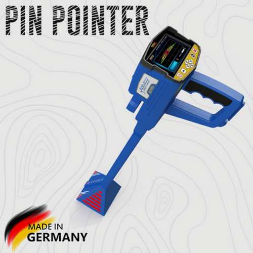 Gold Star 3D  Pin Pointer