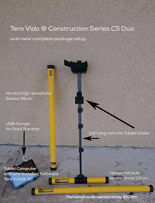 Tero Vido Construction Series - DUO