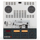 Vintage studio tape recorders restored to original condition? Is it possible?