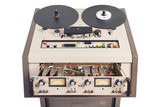 Recently renovated reel-to-reel tape recorders available