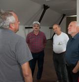 Visit of Hungarian Reel Tape Recorder Museum delegation at SEPEA audio