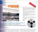 Positive Reviews of SEPEA audio company and our Beethoven Eroica Recording in German Analog Magazine.