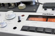 Reel-to-Reel tape recorders renovated this month
