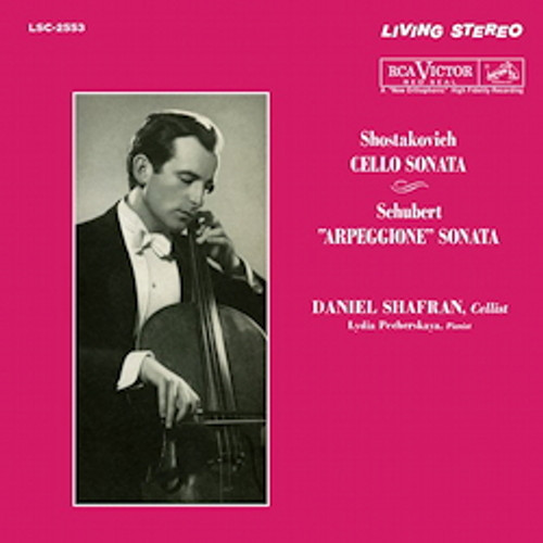 Classical  LP 180g - Shostakovich & Schubert: Sonatas. Analogphonic CL80702, Cat.# Analogphonic S80702P, format 1LP 180g 33rpm. Barcode 8803581787023. More info on www.sepeaaudio.com
