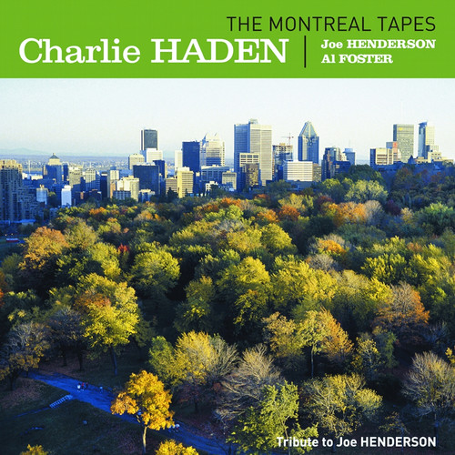 Jazz Pop LP 180g - Charlie Haden: The Montreal Tapes. Khiov Music KM43172, Cat.# Khiov Music LP 43172, format 2LPs 180g 33rpm. Barcode 8808678161724. More info on www.sepeaaudio.com