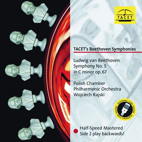4009850024019 LP 180g - Beethoven: Symphony No. 5. TACET L240, Cat.# TACET L 240, format 1LP 180g 33rpm. Barcode Classical . More info on www.sepeaaudio.com
